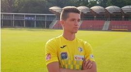 Dawid Gawroński z drużyny juniorów włączony do kadry