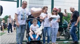 Piknik sportowo-rekreacyjny dla Amelki Borkowskiej