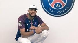 Karl-Anthony Byer besøger Paris Saint-Germain