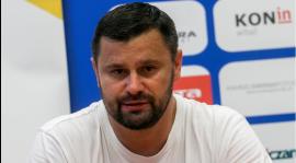 Konferencja po meczu z Kotwicą Kołobrzeg