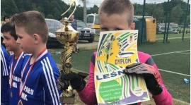"IV Turniej Piłki Nożnej  o Puchar Burmistrza Leśnej  –  ,, ORLIK LEŚNA 2017"""