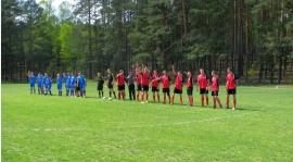 W trzynastej kolejce Legion wygrywa na własnym boisku z przedostatnią drużyną z Głubczyna 5-1 .