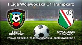 XI kolejka I liga wojewódzka C1 Trampkarzy RW - powołania