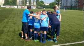 Młodzicy rozegrali kolejne mecze