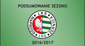 Sezon 2016/2017 w wykonaniu naszego zespołu