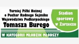 Turniej piłki nożnej w Zarzeczu - kategoria młodzik młodszy