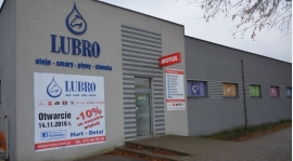 LUBRO oficjalnie sponsorem Górnika Konin