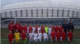 ROCZNIK 2007/2008: Młodziki Olimpii zagrali z Lechem Poznań