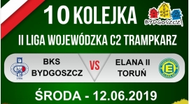 Zapowiedź X kolejki: BKS Bydgoszcz - Elana II Toruń