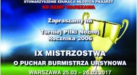 IX Mistrostwa Ursynowa