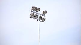 Stadion Chemika z oświetleniem!