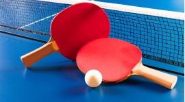 Raport z obozu tenisistów stołowych