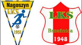 Nagoszyn - Brzeźnica   1 - 3  (1-1)