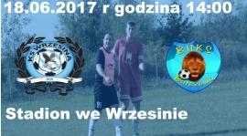 XXIV Kolejka: KS Euro-Car Wrzesina - BUKS Barczewo