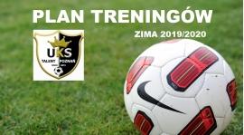 NOWY HARMONOGRAM TRENINGÓW ZIMA 2019/2020
