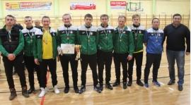 Seniorzy zajęli 3 miejsce w turnieju halowym