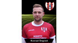 Konrad Stępień nadal będzie występował w Orle