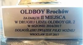 Zakończenie sezonu 2016/2017  w Lidze Oldboy