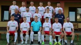 Kadra KS-u Wiązownica na sezon 2017/18