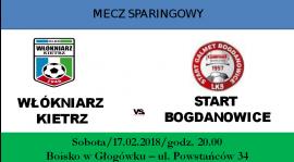 Zapowiedź: Włókniarz Kietrz - Start Bogdanowice