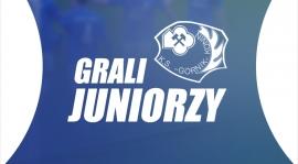 Grali juniorzy: Pewne zwycięstwa Juniora Starszego, Trampkarzy oraz Młodzika Starszego