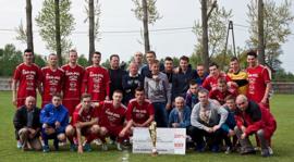 LKS z Pucharem Polski podokręgu Częstochowskiego !