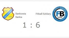 C klasa gr. I: Sankowia Sanka - Fitball Szklary 1:6