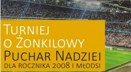 Rocznik 2008 jedzie na turniej ! :)
