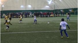 SEMP Warszawa vs Football Talents 18:2 (sparing)