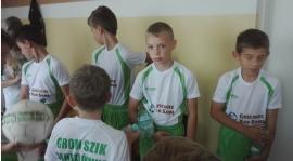 Inauguracja sezonu piłkarskiego przez Gromeczki.