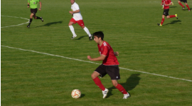 Piłkarz sierpnia