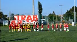 Znicz Pruszków vs SEMP Warszawa 2:2 ( 0:0; 2:0; 0:1; 0:1)