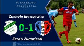 Żuraw Żurawiczki lepiej grał i lidera pokonał !