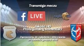 Transmisja meczu Lotnika!!!
