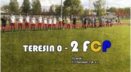 Teresin pokonany ! 0 -2