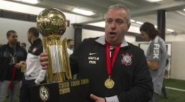 Roberto de Andrade nowym prezydentem Corinthiansu.