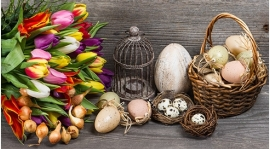 Wielkanoc 2017 - życzenia dla Was
