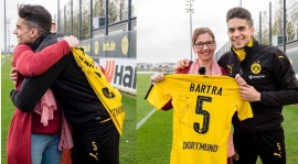 Bartra sucht BVB-Fan aus dem Schalke-Block