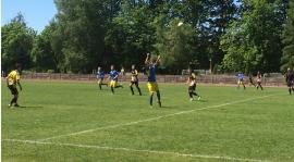 Juniorzy Unii przegrali wyjazdowy mecz z Nysą Kłodzko 1:2