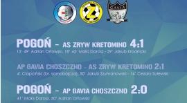 Młodzi pogoniarze zwyciężyli w Turnieju Finałowym Koszalińskiego Okręgowego Związku Piłki Nożnej Trampkarzy!