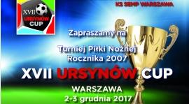 XVII Ursynów CUP