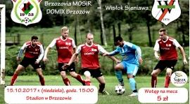 Brzozovia DOMIX MOSiR Brzozów vs Wisłok Sieniawa
