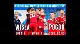 Wyjazd na mecz Ekstraklasy Wisła Kraków - Pogon Szczecin
