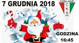 Mikołaj odwiedzi szkółkę CKS Czeladź