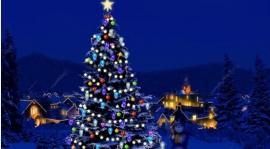 Życzenia radosnych Świąt Bożego Narodzenia