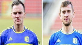 Paweł Boczarski oraz Krzysztof Gancarczyk nie zagrają w przyszłym sezonie w Stali