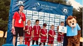 Bardzo dobry występ Sokolików U-7 na Gorczańska CUP!