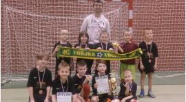 III miejsce rocznika 2007 w Ogólnopolskim Turnieju Piłki Nożnej