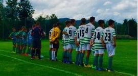 U15: Orzeł strzelił aż piętnaście goli Zielonym Niegowić