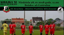 Błękitna ofensywa na Brochów